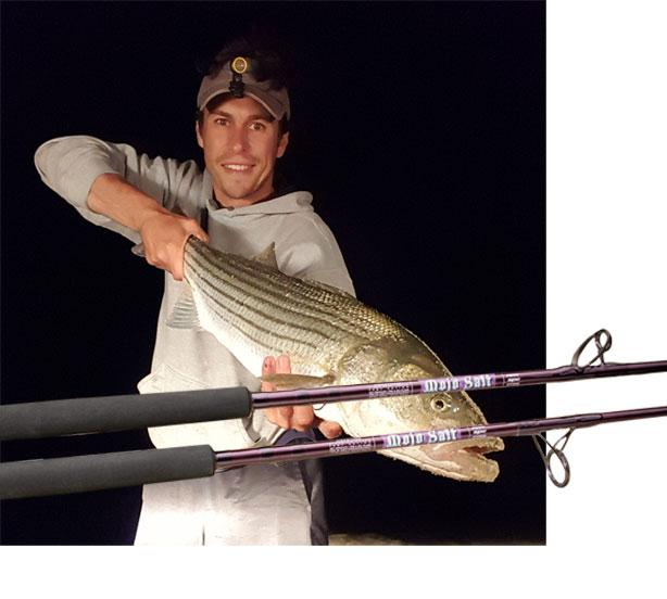 Week 9 Catch & Release Winner Raphael Osona