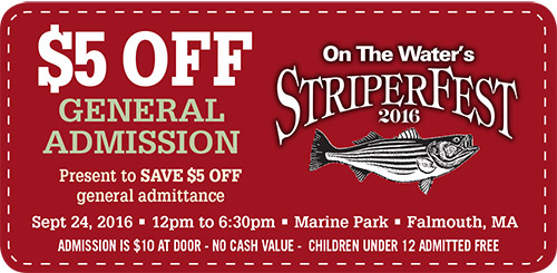 $5 StriperFest web coupon