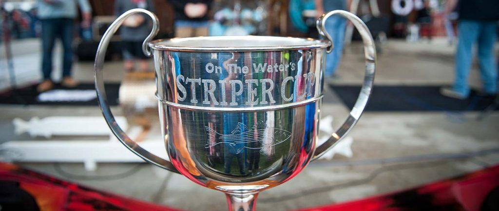 Striper Cup Trophy