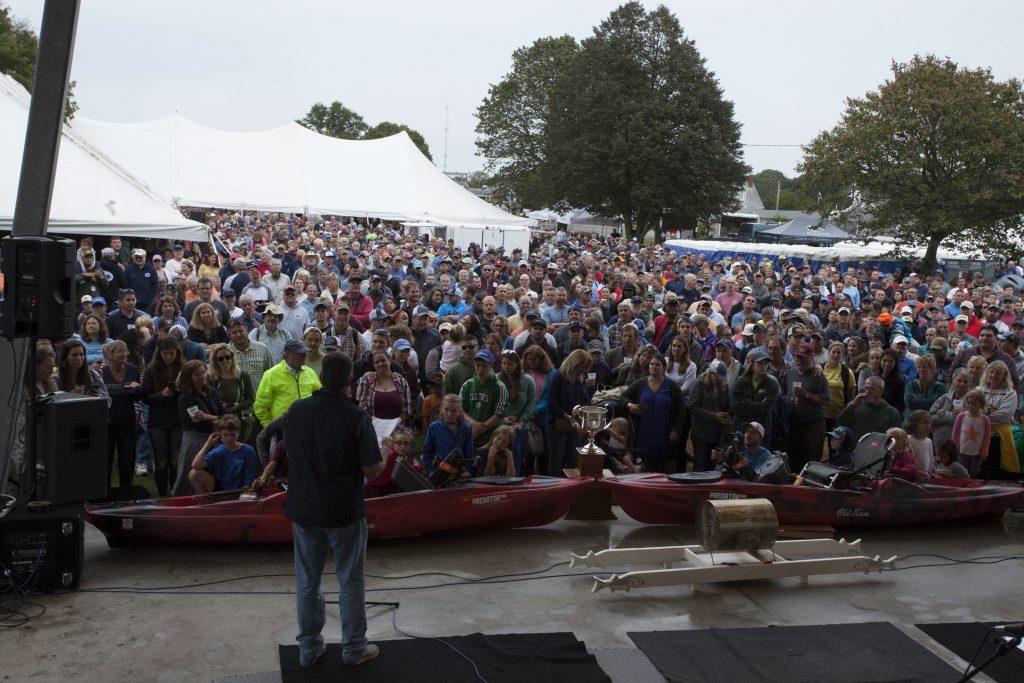 StriperFest crowd