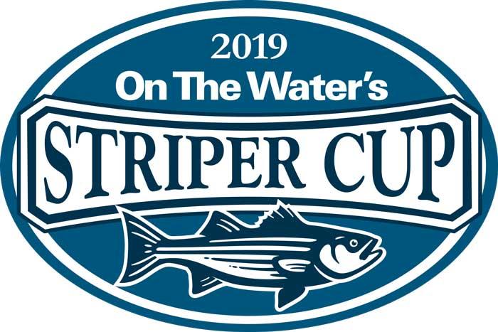 2019 Striper Cup bumper sticker