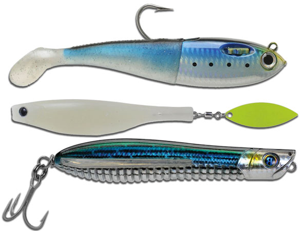 A Band of Anglers lure pack