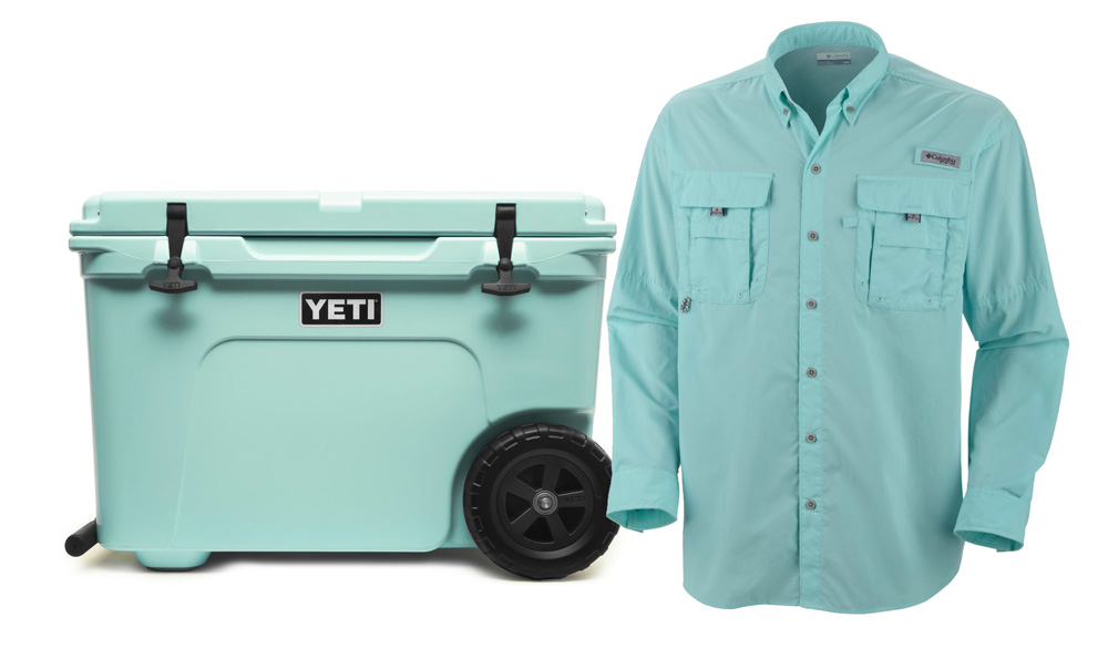 Angler of The Year - YETI and Columbia