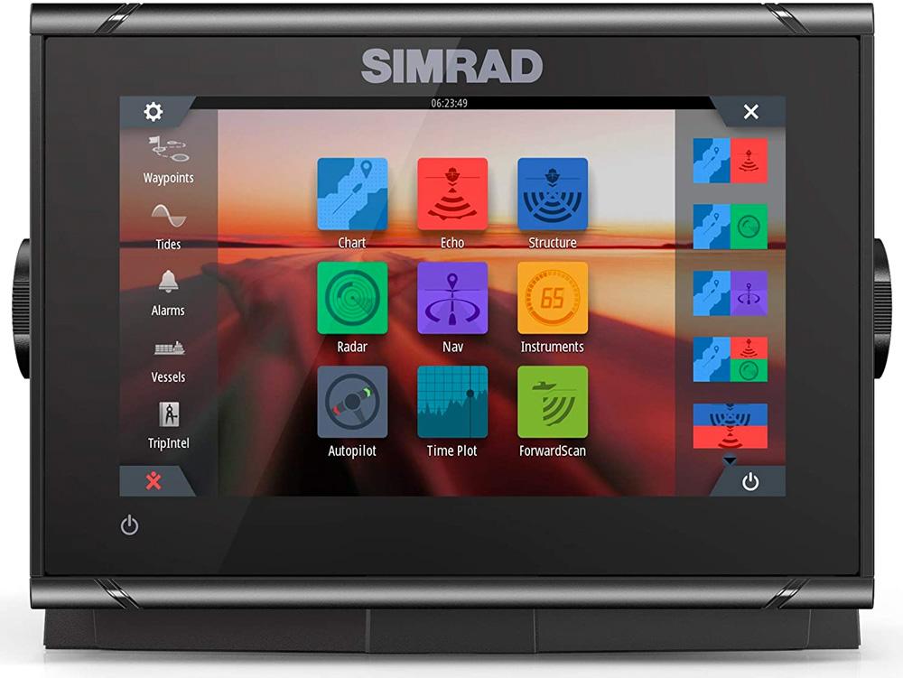 SIMRAD GO7 XSR