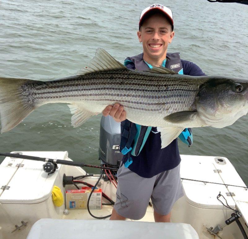West Marine Youth Catch of the Week: Ryan Dewland