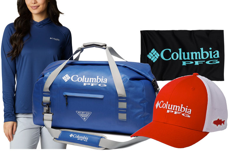 Columbia prize package