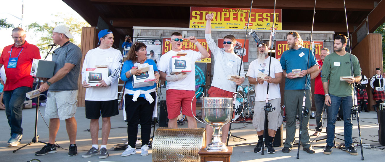 Striper Cup slide three