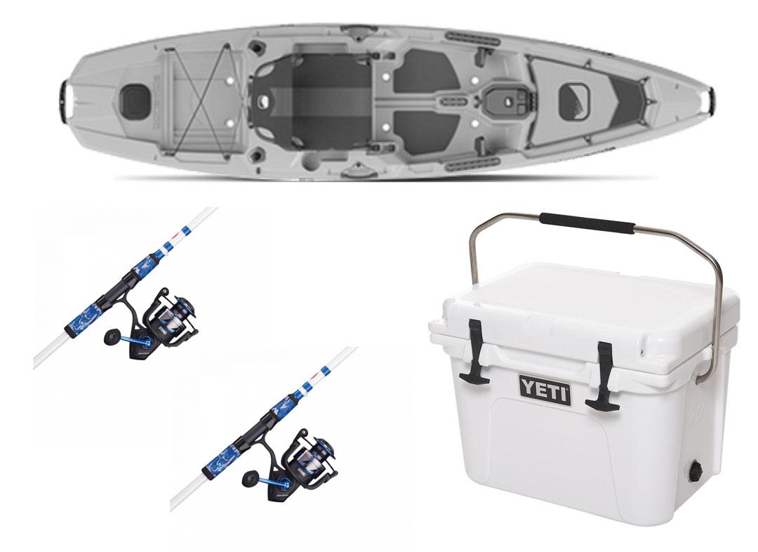 Kayak Prize Pack